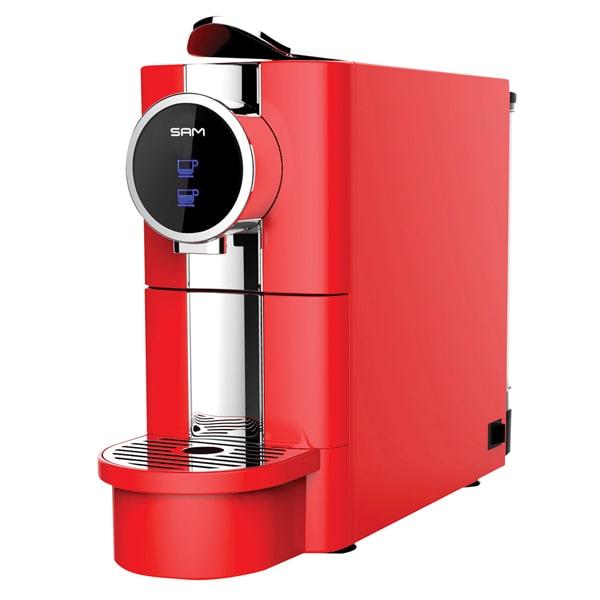 قهوه ساز فوری کپسولی سام مدل CM-770R/BK
