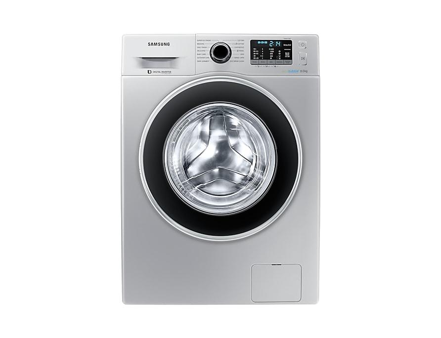 ماشین لباسشویی مدل q1467 سیلور