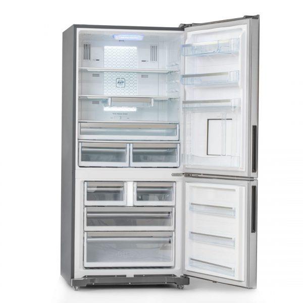 یخچال فریزر سام مدل RL510 سفید