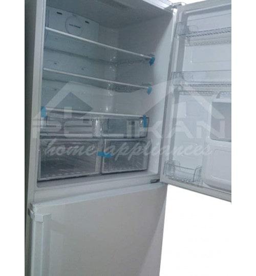 یخچال فریزر 30 فوت رنزو چرم 840NWE2